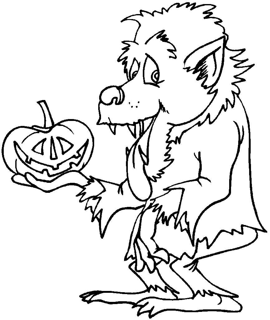 celebrate-picture-books-picture-book-review-werewolf-coloring-page