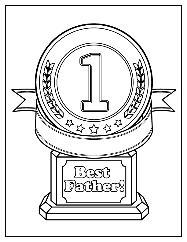 celebrate-picture-books-picture-book-review-best-father-trophy-coloring-page