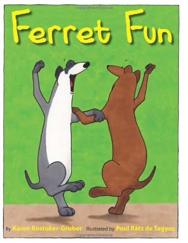 celebrate-picture-books-picture-book-review-ferret-fun-cover