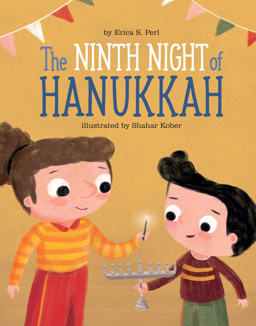 celebrate-picture-books-picture-book-review-the-ninth-night-of-hanukkah-cover