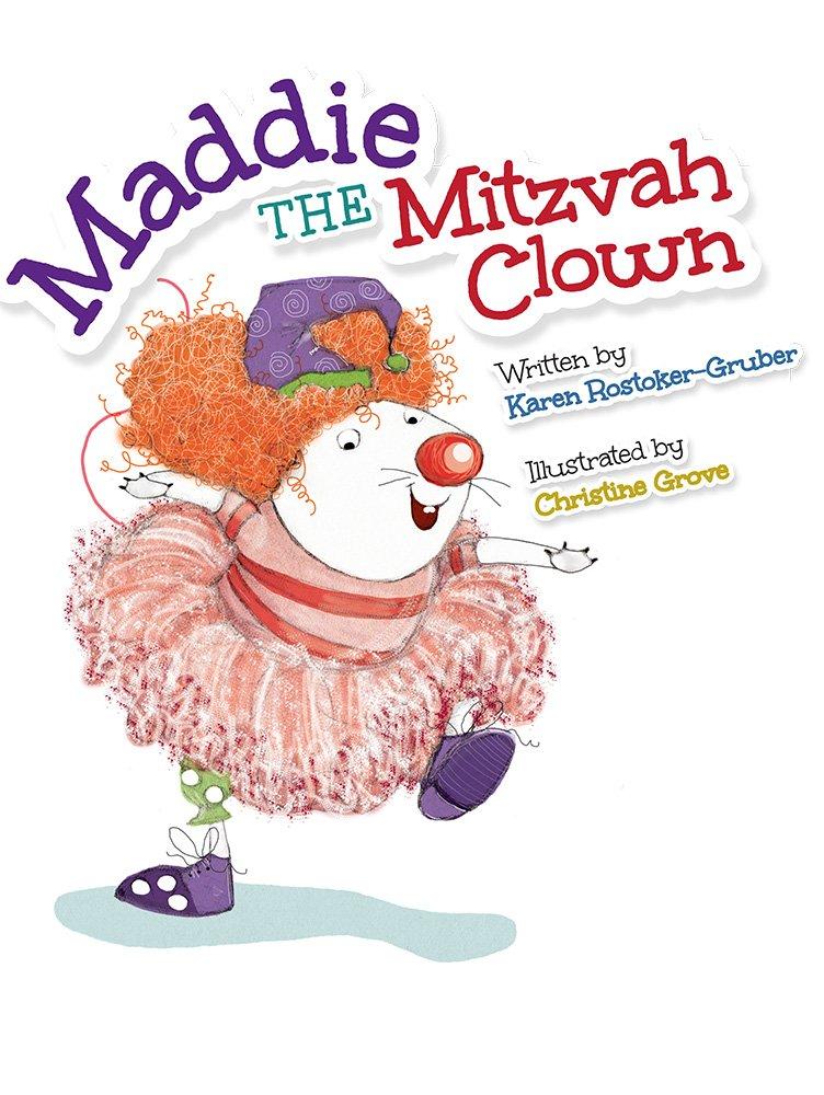 CPB - maddie the mitzva clown