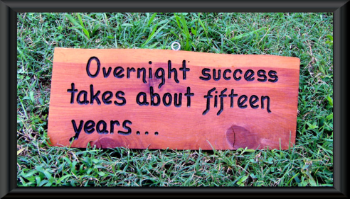 CPB - overnight success sign