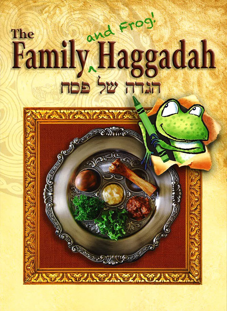 CPB - the family and frog haggadah