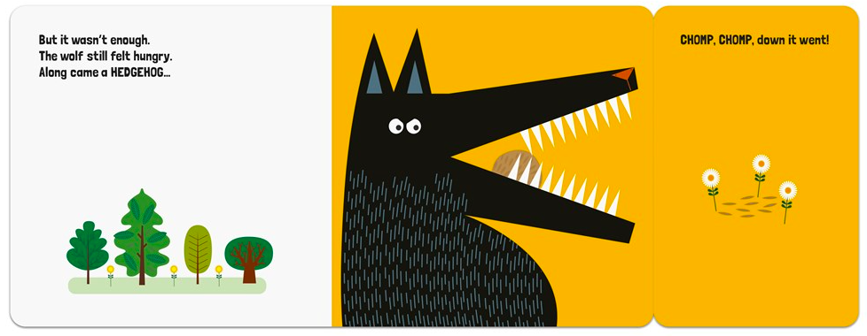 celebrate-picture-books-picture-book-review-a-very-hungry-wolf-chomp