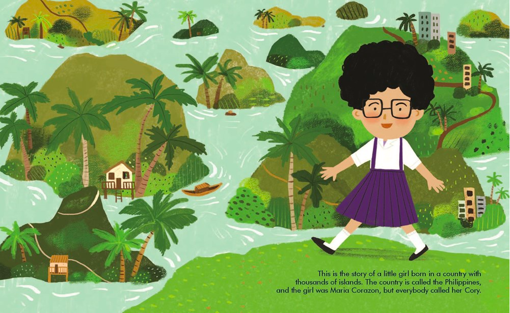 celebrate-picture-books-picture-book-review-corazon-aquino-little-people-big-dreams-Philippines