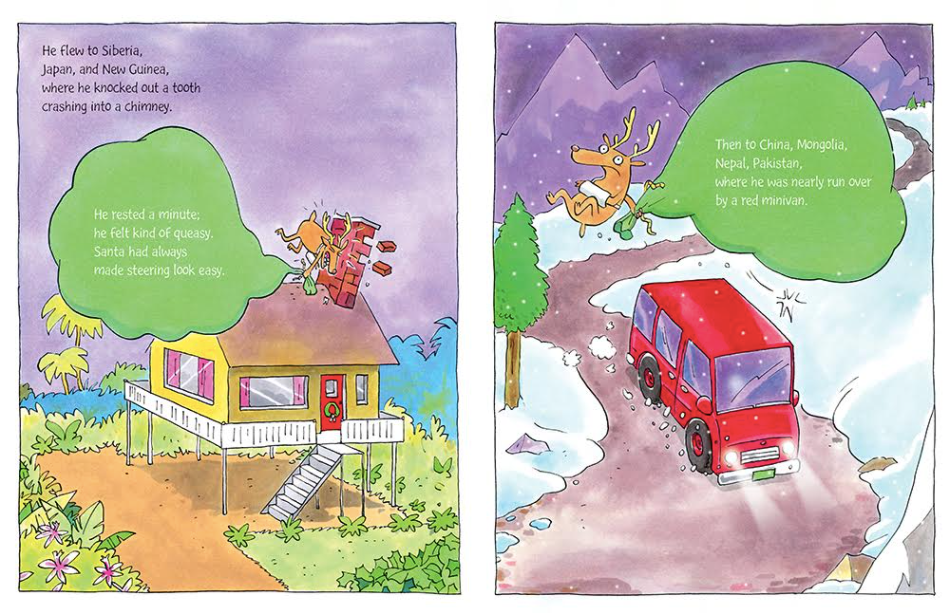 celebrate-picture-books-picture-book-review-comet-the-unstoppable-reindeer-chimney
