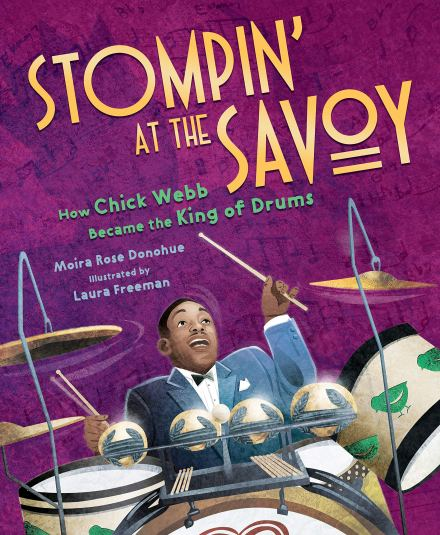 celebrate-picture-books-picture-book-review-stompin-at-the-savoy-cover