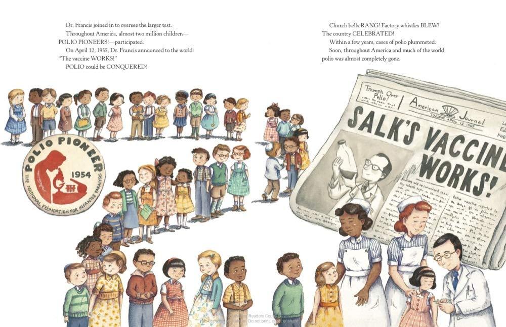 celebrate-picture-books-picture-book-review-the-polio-pioneer-vaccine-trial