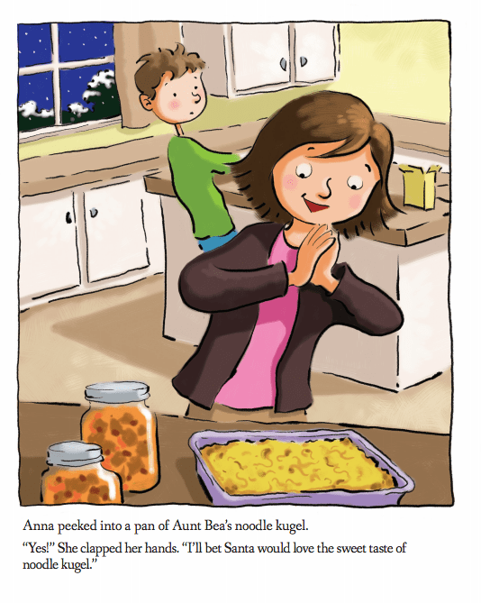 celebrate-picture-books-picture-book-review-latkes-for-santa-claus-noodle-kugel