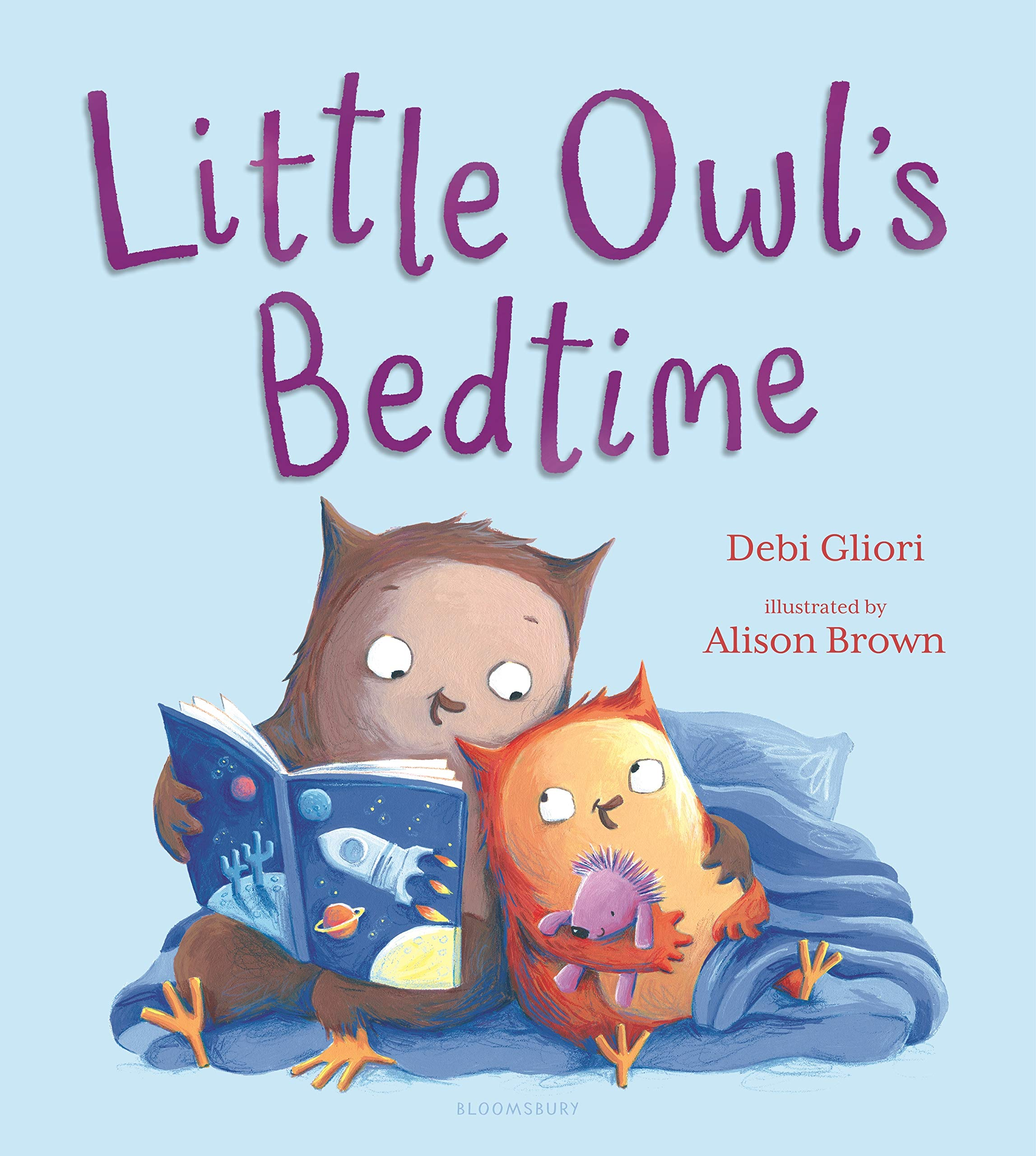 celebrate-picture-books-picture-book-review-little-owl's-bedtime-cover
