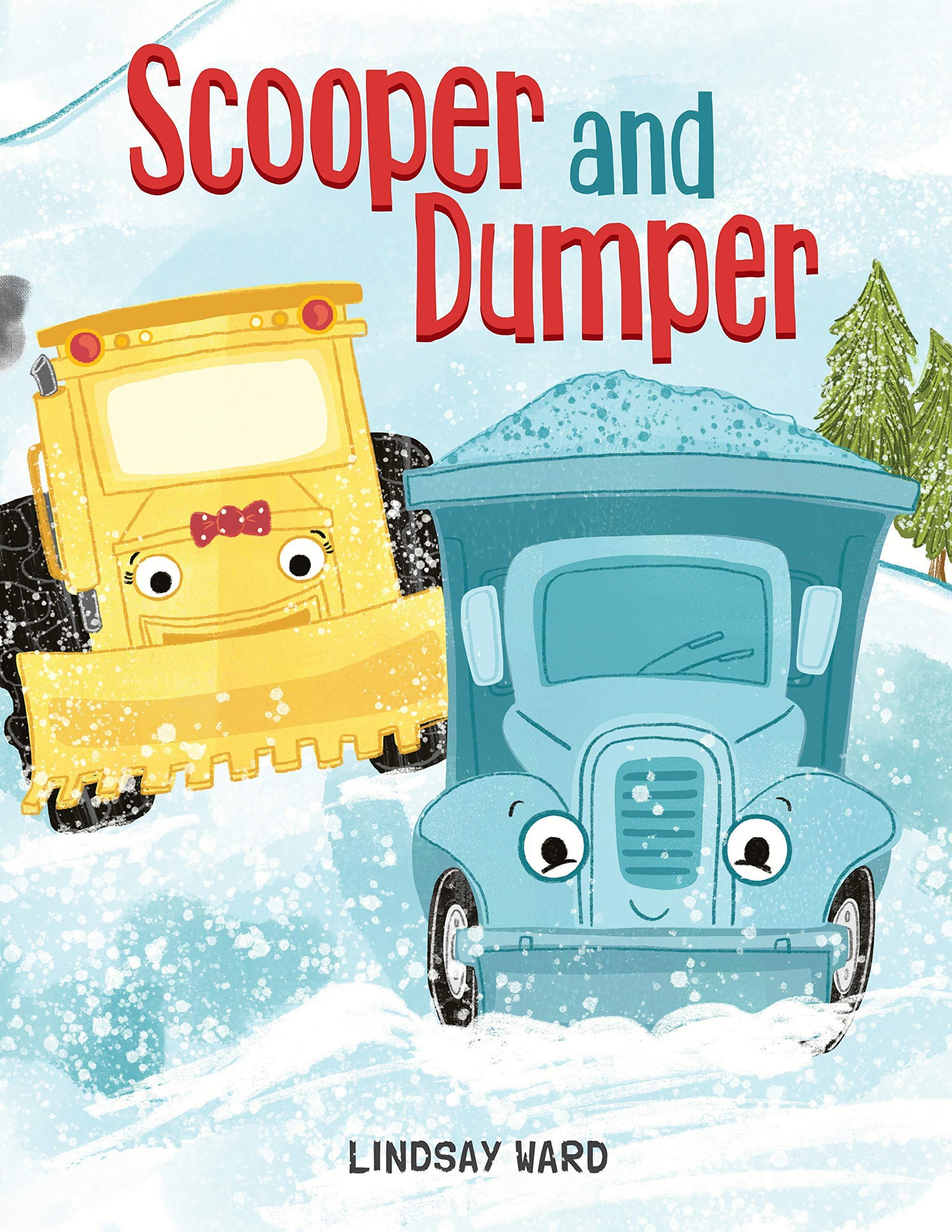 celebrate-picture-books-picture-book-review-scooper-and-dumper-cover