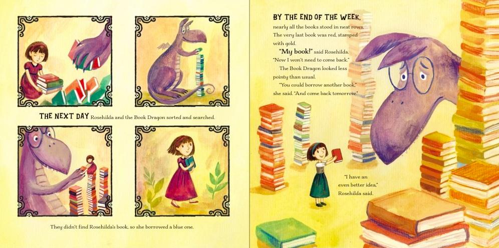 celebrate-picture-books-picture-book-review-the-book-dragon-book-found