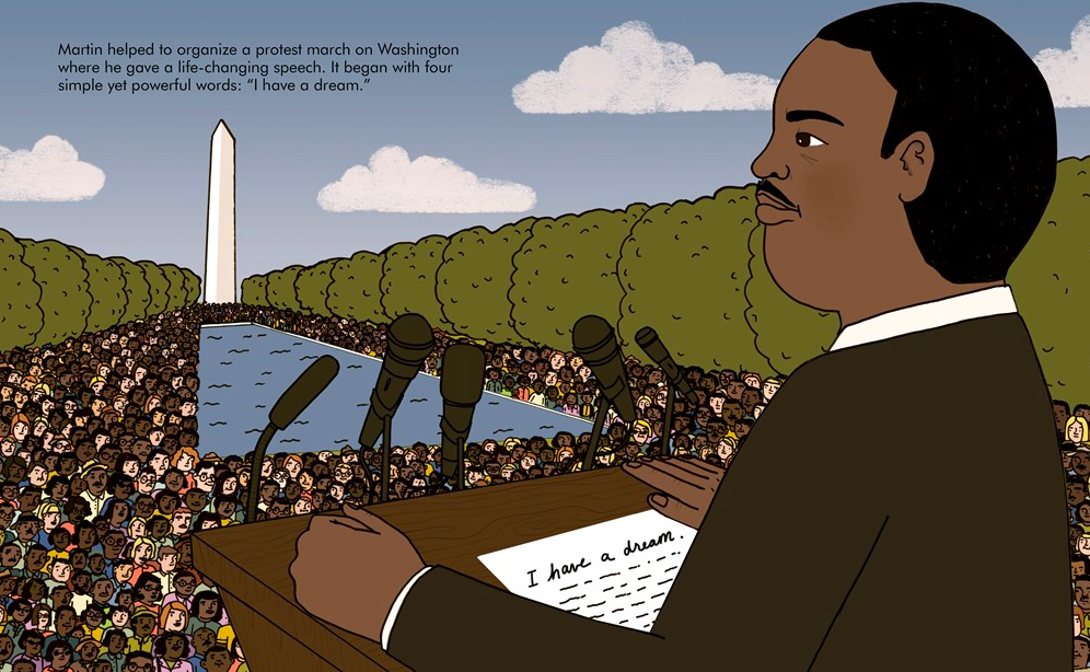 celebrate-picture-books-picture-book-review-martin-luther-king-jr.-washington