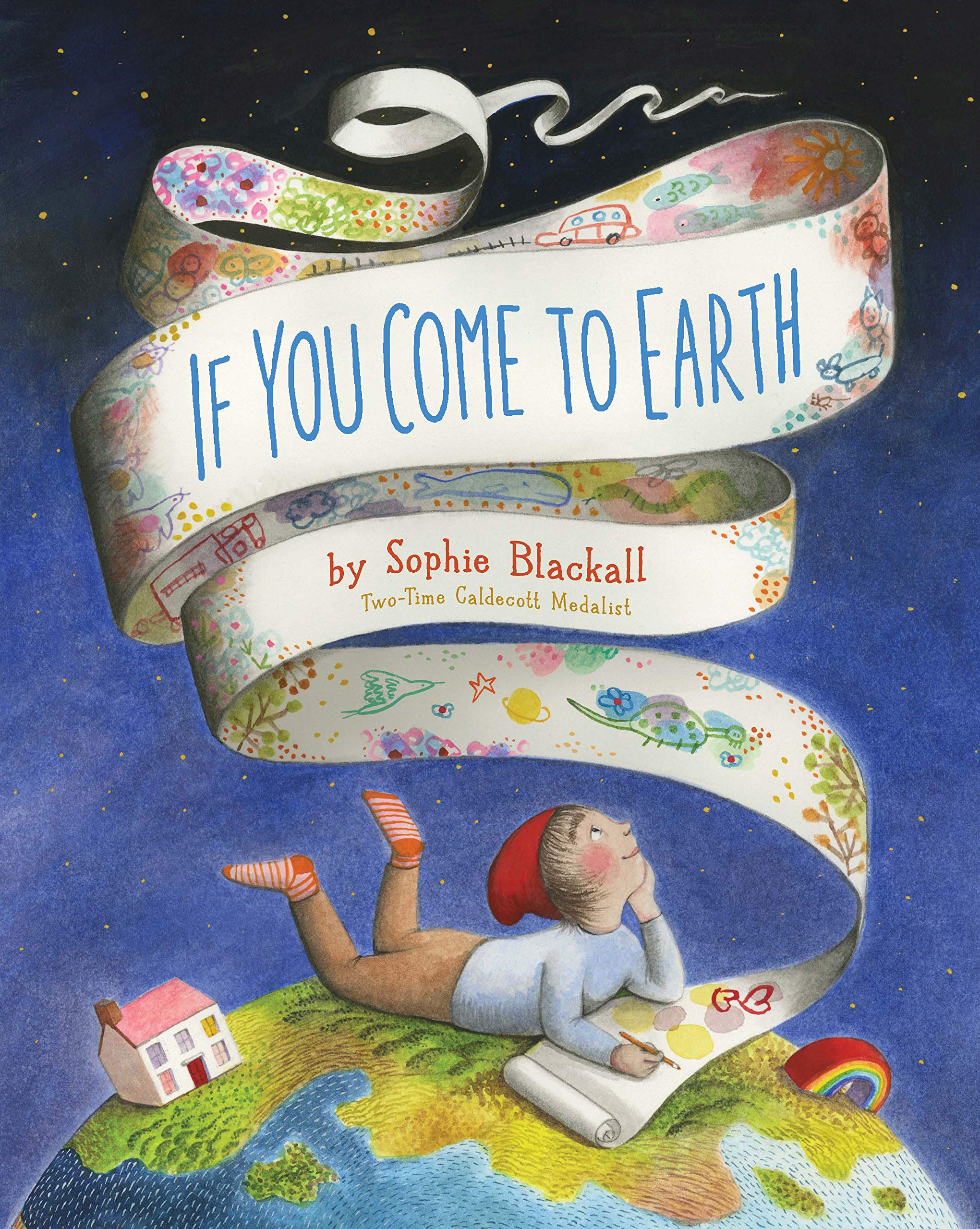 celebrate-picture-books-picture-book-review-if-you-come-to-earth-cover