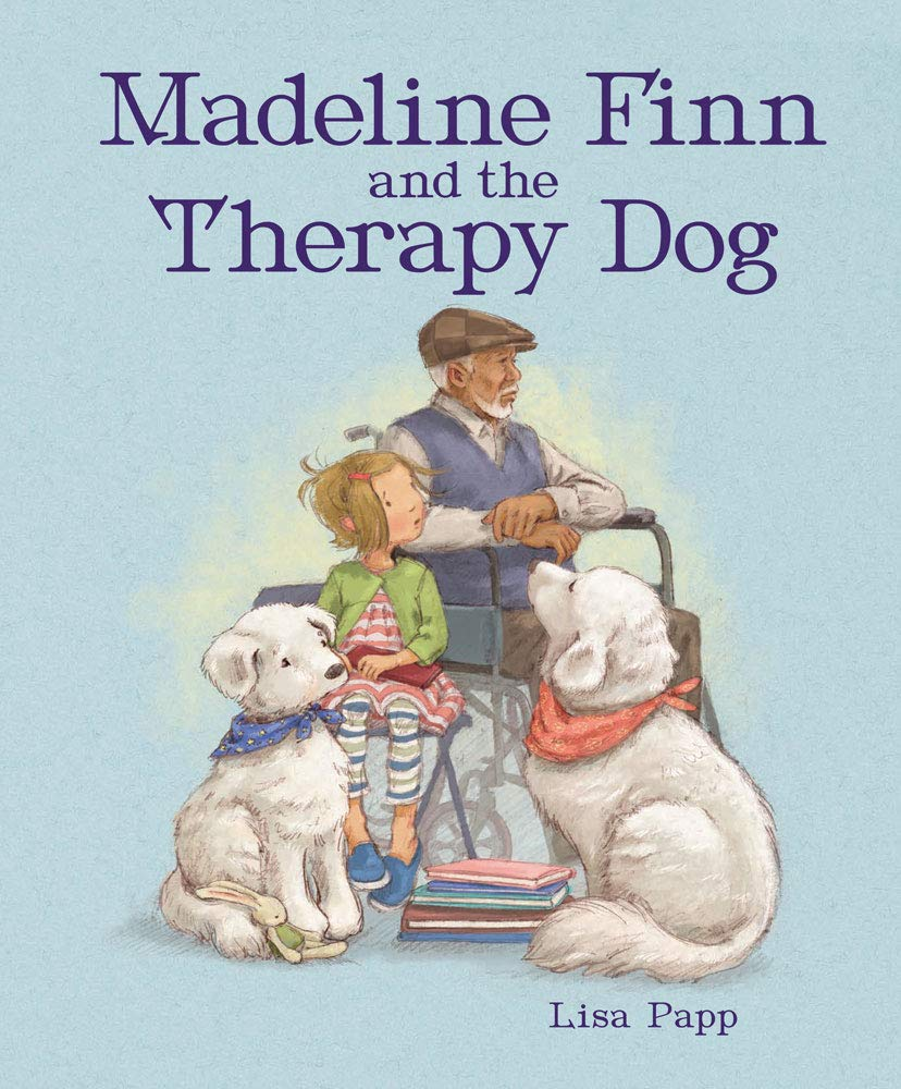 celebrate-picture-books-picture-book-review-madeline-finn-and-the-therapy-dog-cover