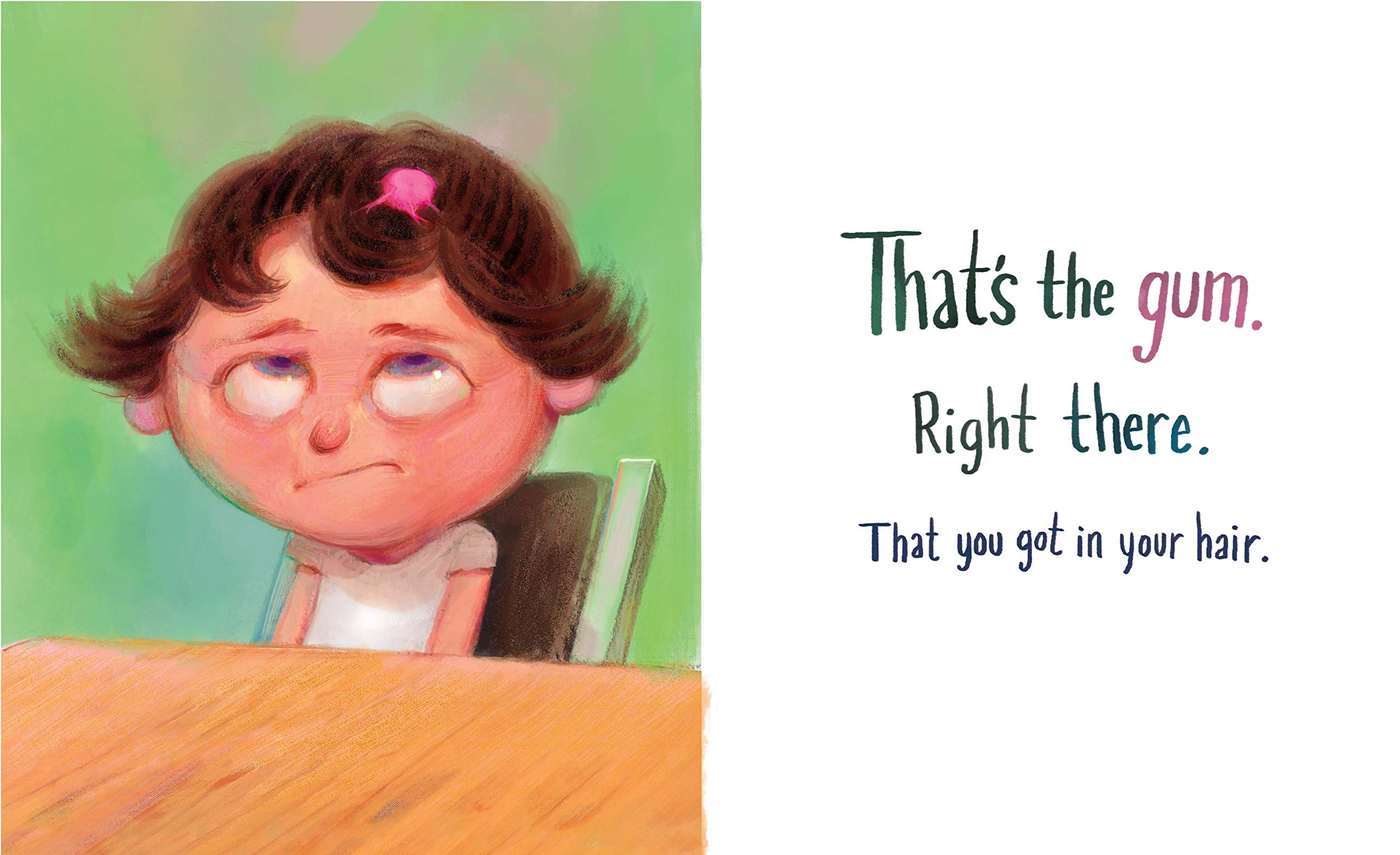celebrate-picture-books-picture-book-review-on-account-of-the-gum-hair