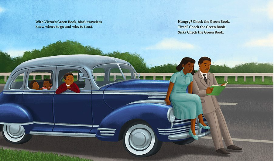 celebrate-picture-books-picture-book-review-opening-the-road-road-trip