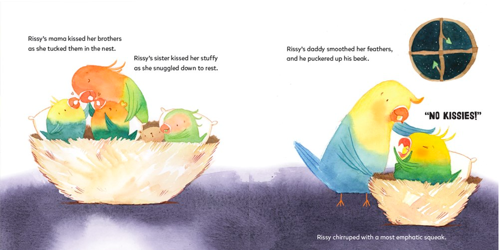 celebrate-picture-books-picture-book-review-rissy-no-kissies-bedtime