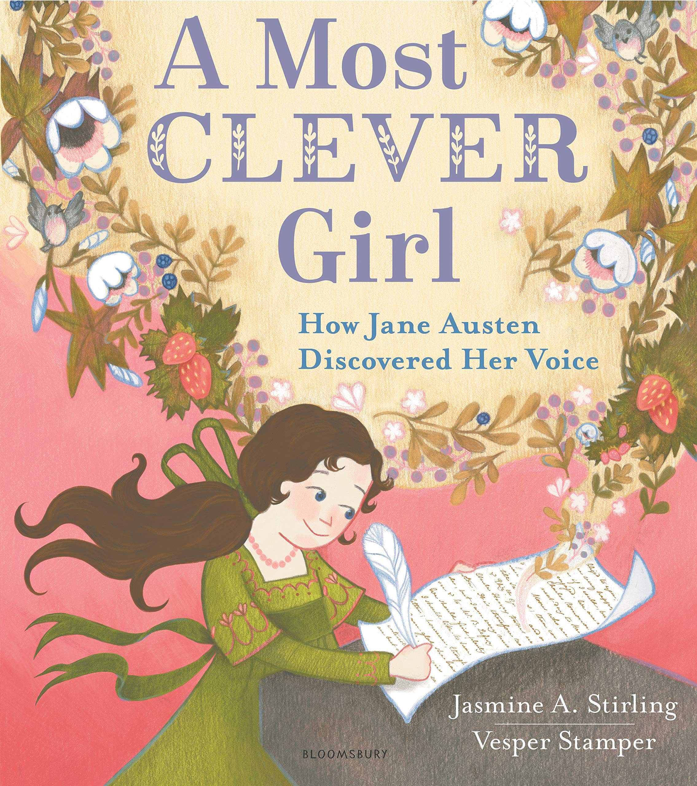 celebrate-picture-books-picture-book-review-a-most-clever-girl-cover