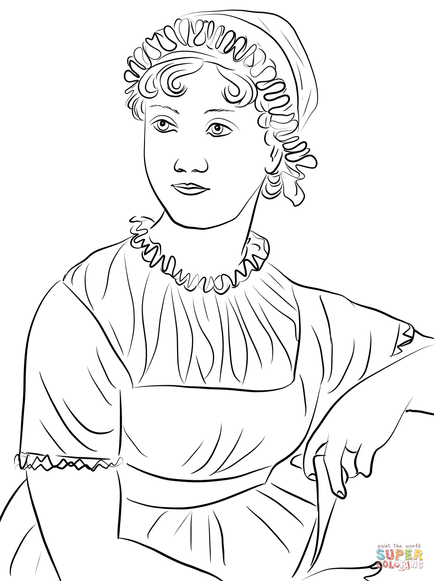 celebrate-picture-books-picture-book-review-jane-austen-coloring-page