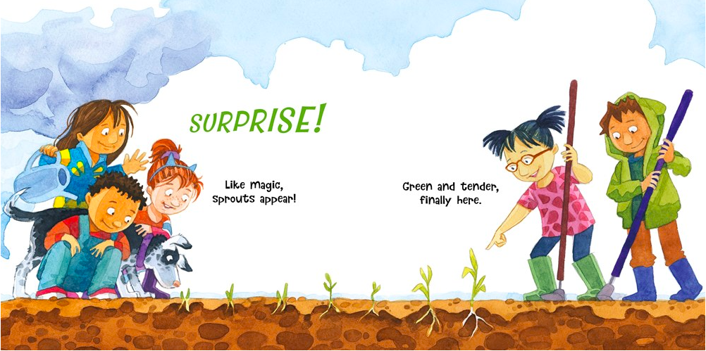 celebrate-picture-books-picture-book-review-let's-pop-pop-popcorn-sprouts