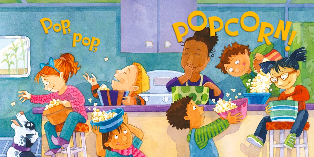 celebrate-picture-books-picture-book-review-let's-pop-pop-popcorn-party