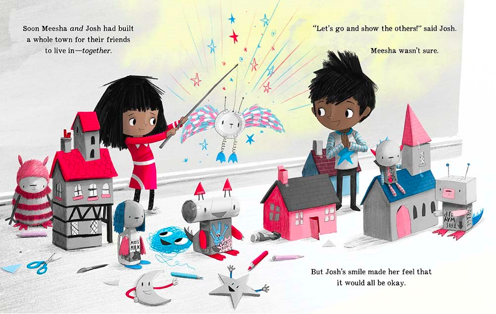 celebrate-picture-books-picture-book-review-meesha-makes-friends-playing-together