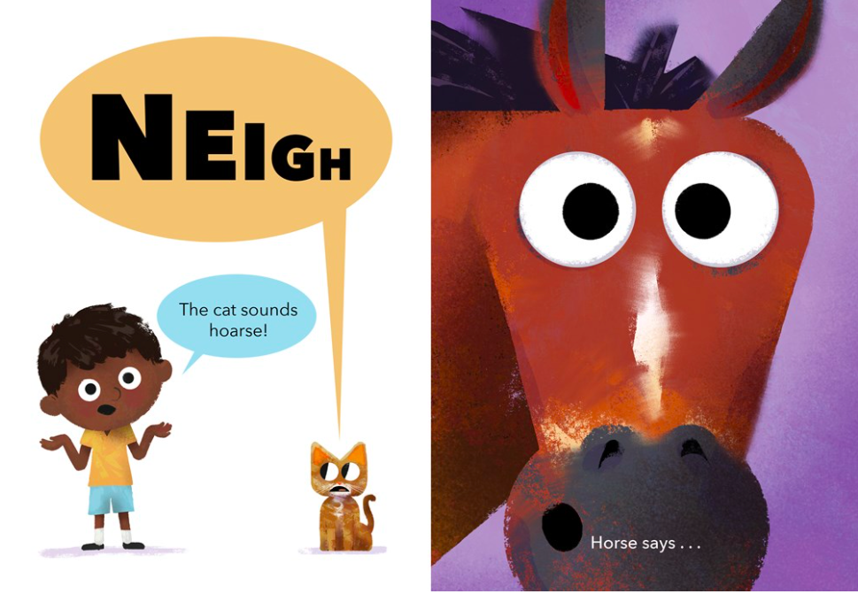 celebrate-picture-books-picture-book-review-cow-says-meow-horse