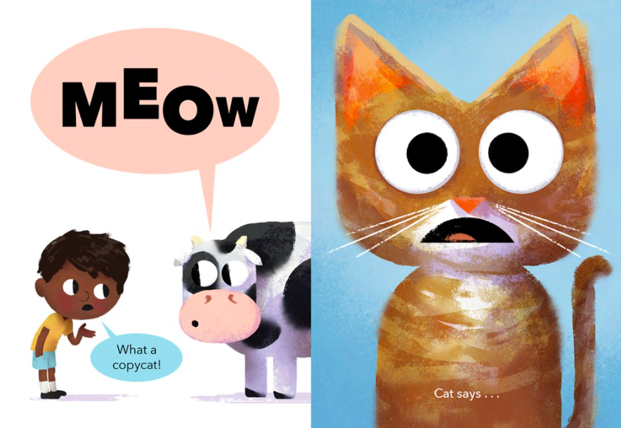 celebrate-picture-books-picture-book-review-cow-says-meow-cat