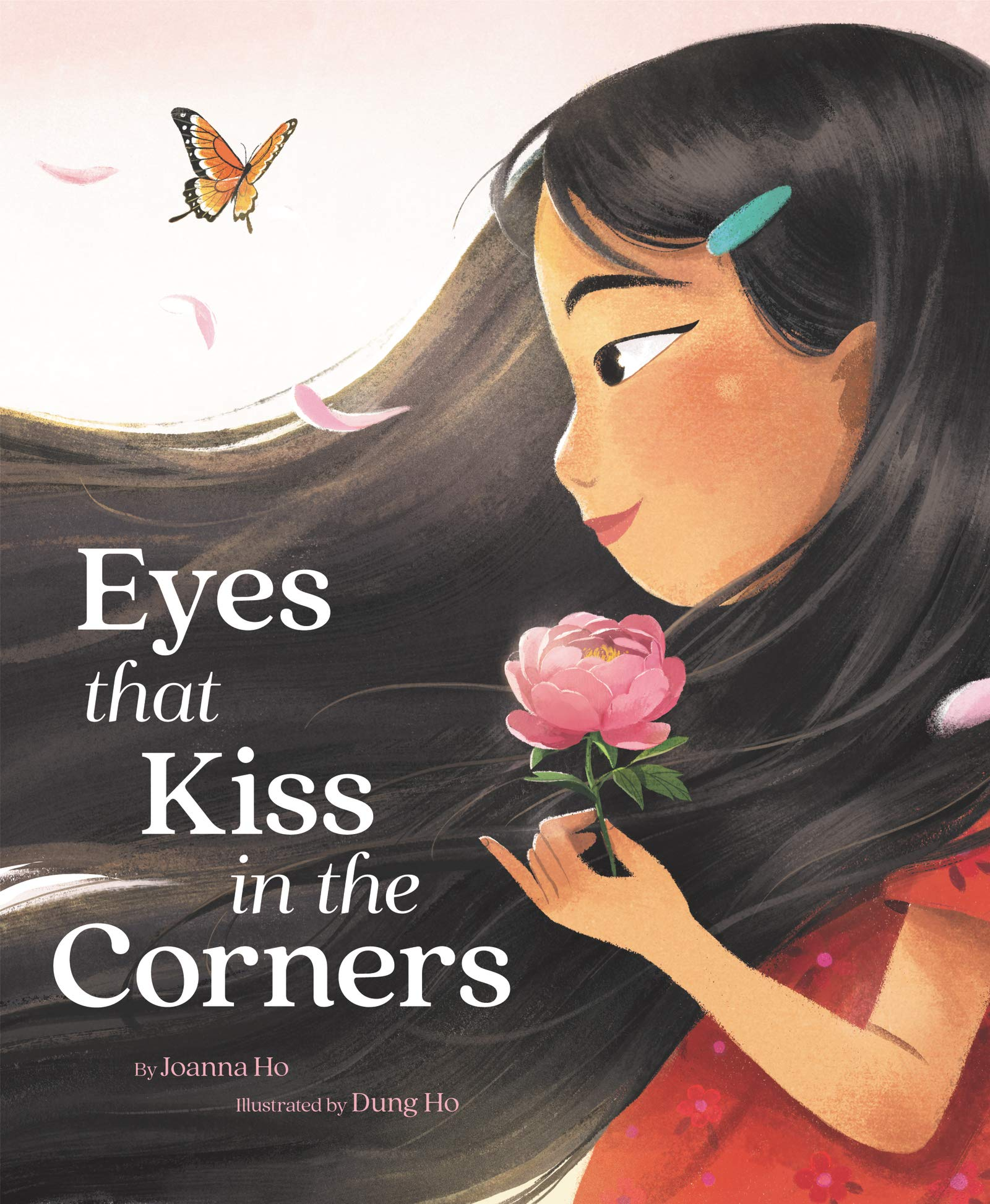 celebrate-picture-books-picture-book-review-eyes-that-kiss-in-the-corners-cover