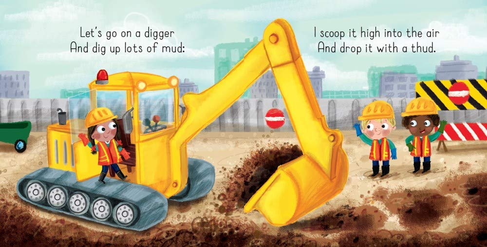 celebrate-picture-books-picture-book-review-let's-go-on-a-digger-construction-site
