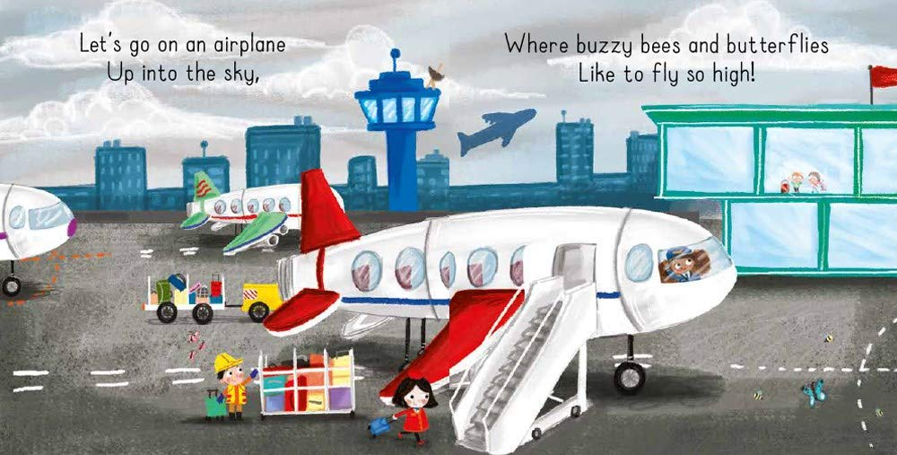 celebrate-picture-books-picture-book-review-let's-go-on-a-plane-airport