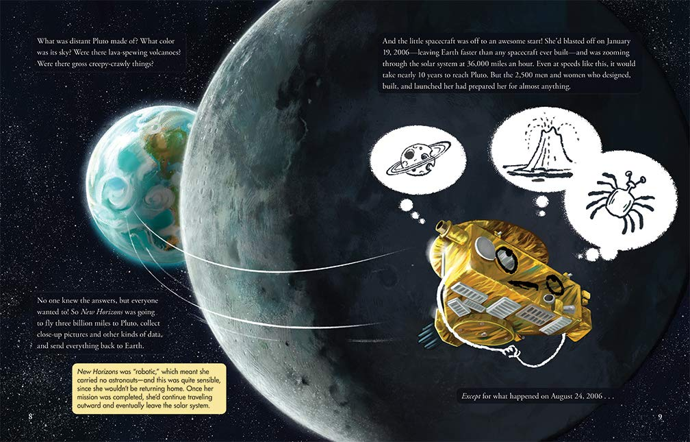 celebrate-picture-books-picture-book-review-the-little-spacecraft-that-could-robotic