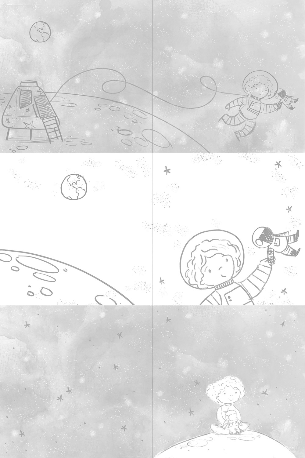 celebrate-picture-books-picture-book-review-the-universe-and-you-initial-cover-sketches