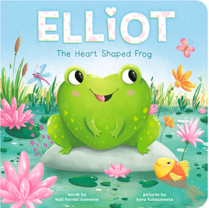 celebrate-picture-books-picture-book-review-elliot-the-heart-shaped-frog-cover