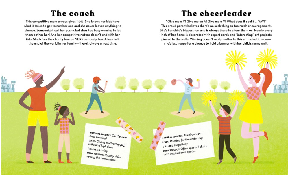 celebrate-picture-books-picture-book-review-how-to-spot-a-mom-cheerleader
