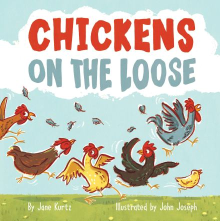 celebrate-picture-books-picture-book-review-chickens-on-the-loose-cover