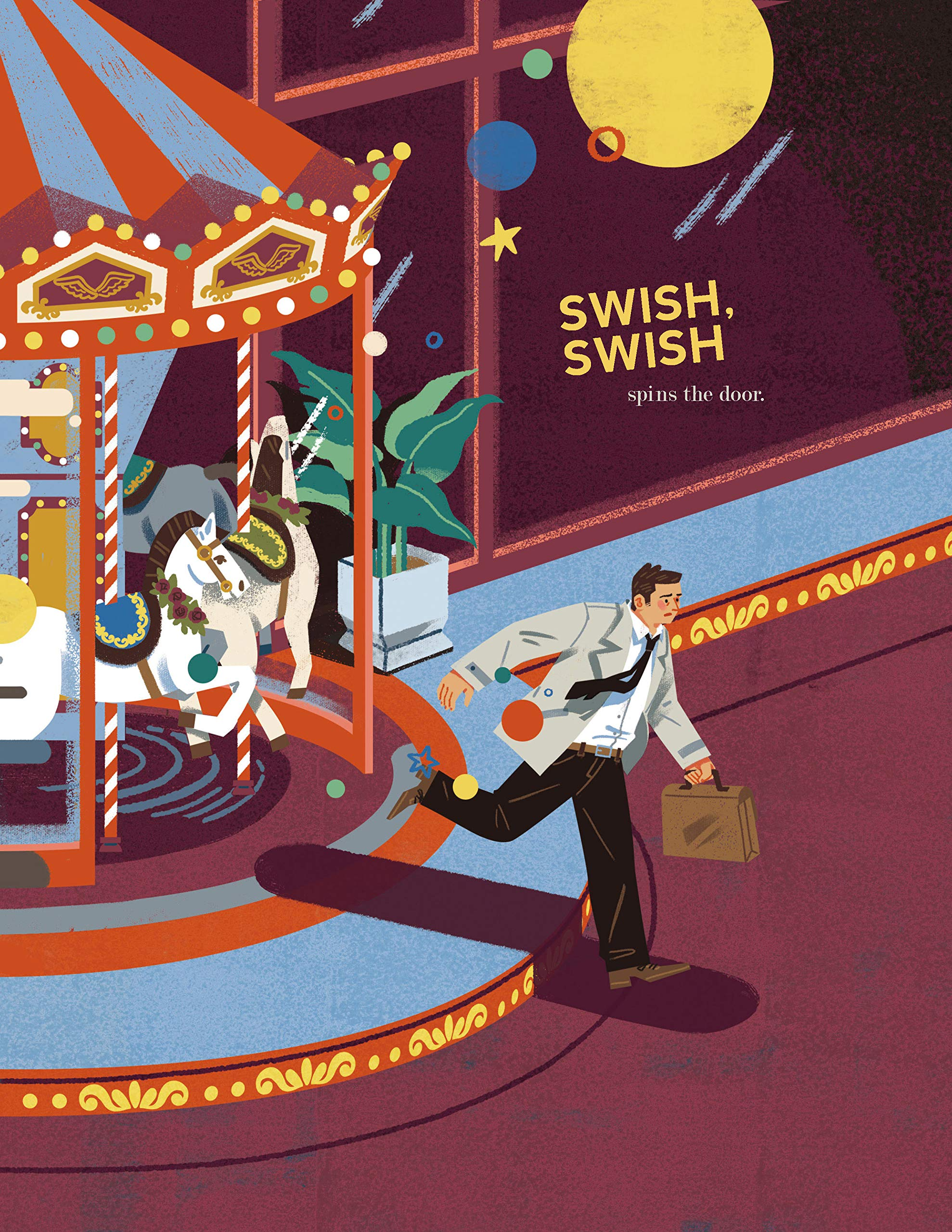 celebrate-picture-books-picture-book-review-somewhere-in-the-city-carousel