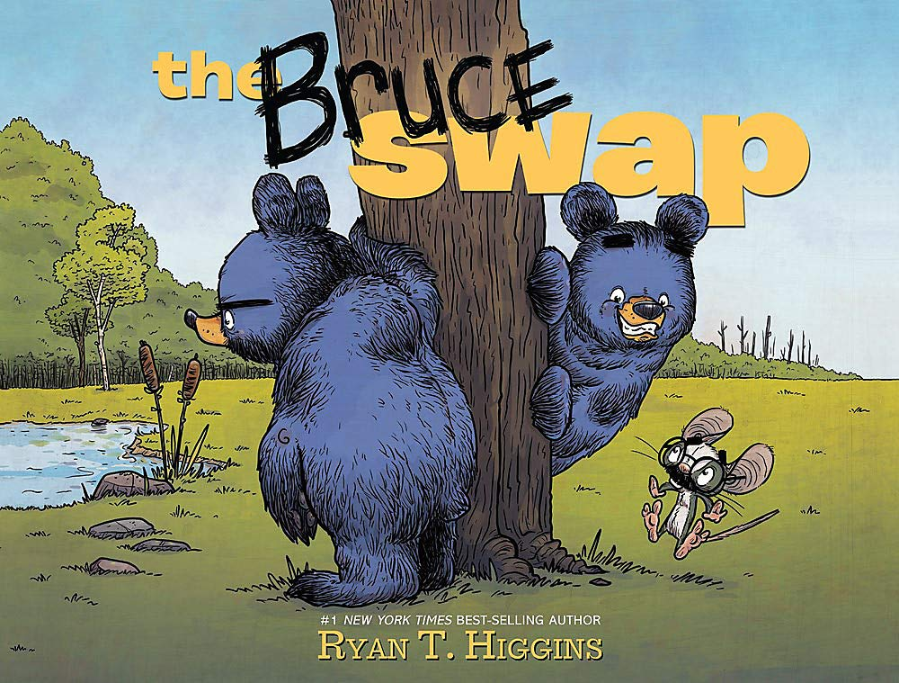 celebrate-picture-books-picture-book-review-the-bruce-swap-cover