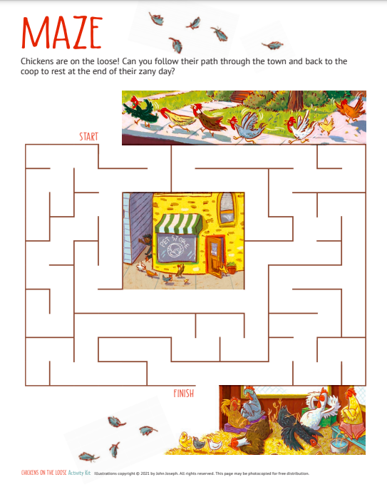 West-Margin-Press-chickens-on-the-loose-activity-kit
