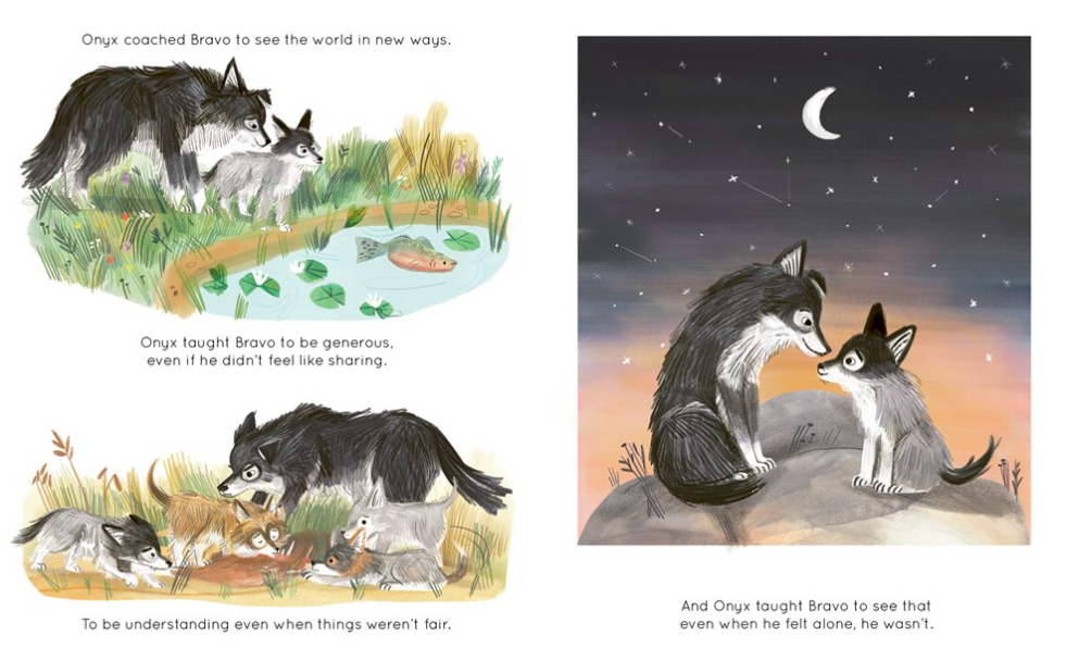 celebrate-picture-books-picture-book-review-true-tales-of-animal-heroes-onyx-bravo