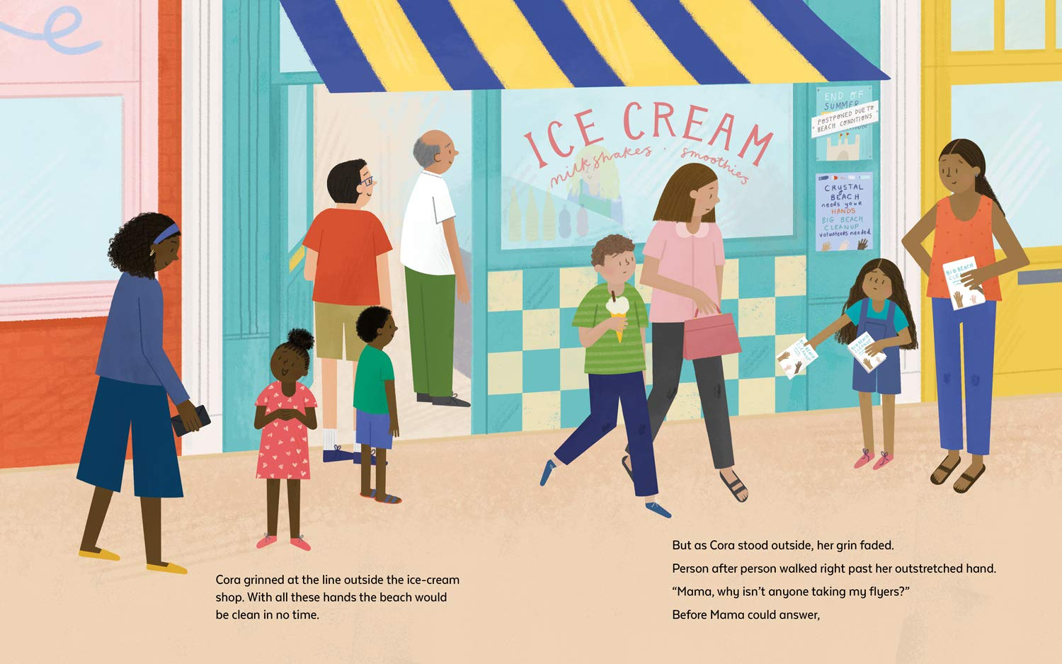 celebrate-picture-books-picture-book-review-the-big-beach-cleanup-fliers
