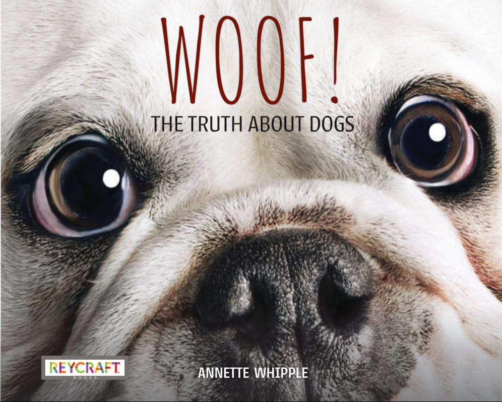 celebrate-picture-books-picture-book-review-woof!-the-truth-about-dogs-cover