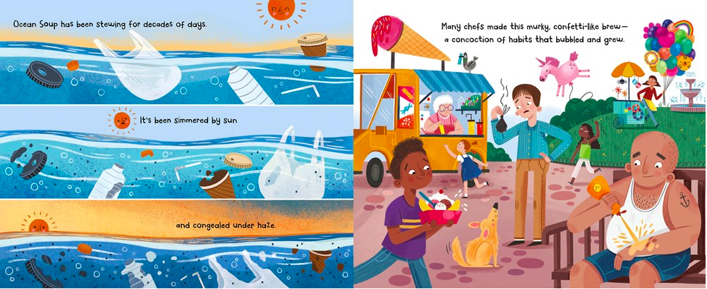 celebrate-picture-books-picture-book-review-ocean-soup-beach