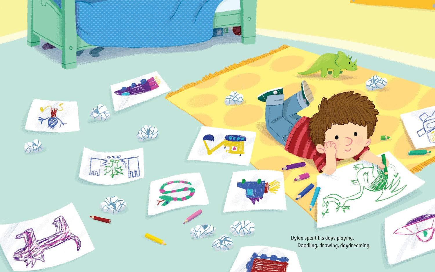 celebrate-picture-books-picture-book-review-dylan's-dragon-drawing