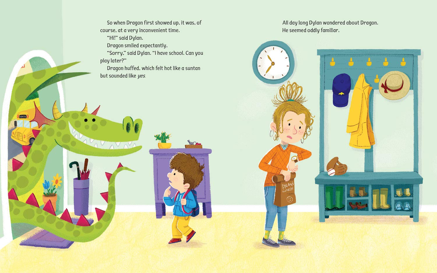 celebrate-picture-books-picture-book-review-dylan's-dragon-school