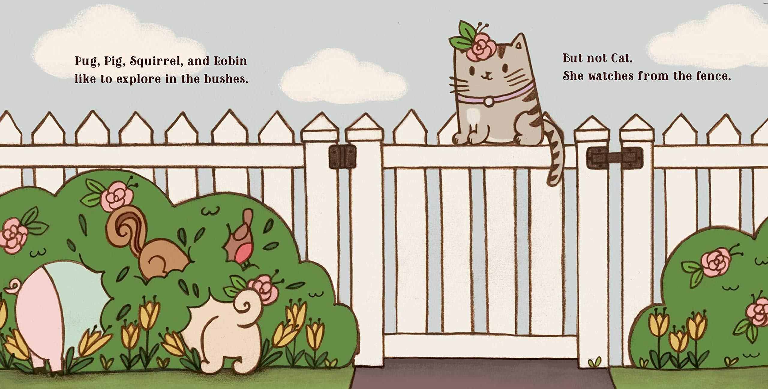celebrate-picture-books-picture-book-review-pug-&-pig-and-friends-fence
