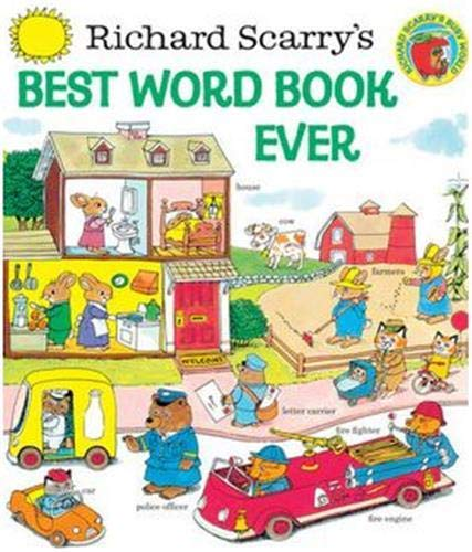 celebrate-picture-books-picture-book-review-richard-scarry's-best-word-book-ever-cover