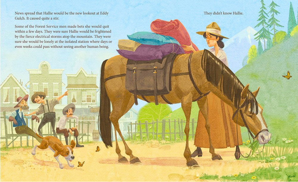 celebrate-picture-books-picture-book-review-headstrong-hallie-horse