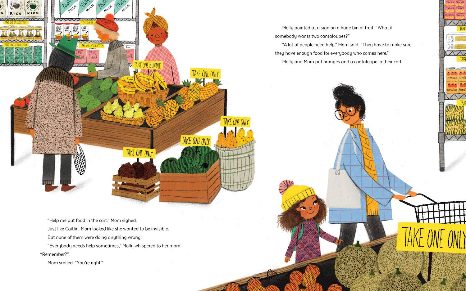 celebrate-picture-books-picture-book-review-saturday-at-the-food-pantry-shopping